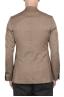 SBU 02859_2020SS Brown wool tailored jacket 04