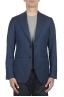 SBU 02860_2020SS Blue wool tailored jacket 01