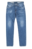SBU 02866_20SS Blue jeans stone washed in cotone tinto indaco 06