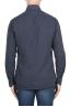 SBU 02900_2020AW Camicia in twill di cotone blu navy 05