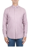 SBU 02906_2020AW Pink cotton twill shirt 01