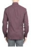 SBU 02917_2020AW Plain soft cotton caret flannel shirt 05