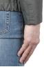 SBU 02951_2020AW Coupe-vent à capuche imperméable technique gris 06