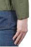 SBU 02952_2020AW Technical waterproof hooded windbreaker jacket green 06