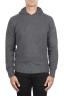 SBU 02979_2020AW Jersey con capucha de mezcla de lana y cachemira gris 01