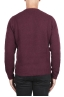 SBU 02989_2020AW Red cashmere and wool blend crew neck sweater 05