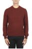 SBU 02991_2020AW Jersey de cuello redondo en mezcla de lana y alpaca rojo 01