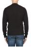 SBU 02996_2020AW Jersey de cuello redondo en mezcla de lana y cachemir marrón melange 05