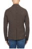 SBU 03089_2020AW Brown wool blend sport jacket unconstructed and unlined 05