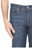 SBU 03110_2020AW Stone washed organic cotton denim blue jean 04