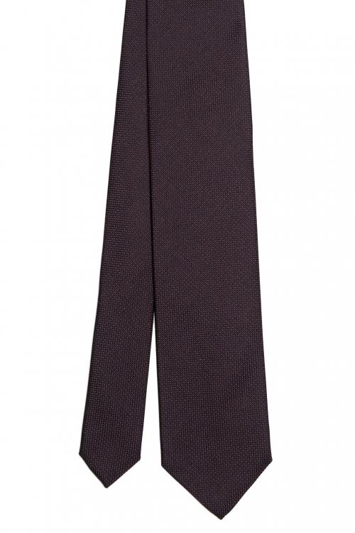 SBU 03141_2020AW Cravatta classica in seta realizzata a mano 01