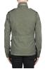 SBU 03152_2021SS Stone washed green cotton field jacket 05