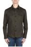 SBU 03155_2021SS Green cotton overshirt 01