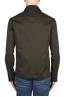 SBU 03155_2021SS Green cotton overshirt 05