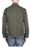 SBU 03157_2021SS Unlined multi-pocketed jacket in green cotton 05
