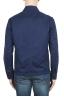SBU 03160_2021SS Unlined multi-pocketed jacket in indigo cotton 05