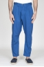 SBU - Strategic Business Unit - Japanese 2 Pinces Work Pants In Blue Cotton