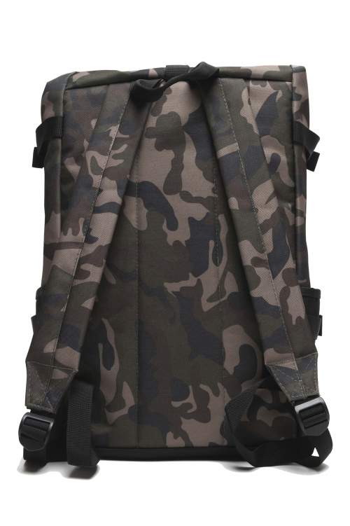 SBU 01804_2021SS Waterproof camouflage cycling backpack 01