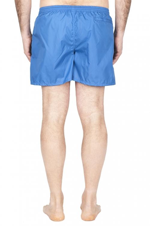 SBU 01751_2021SS Costume pantaloncino classico in nylon ultra leggero azzurro 01