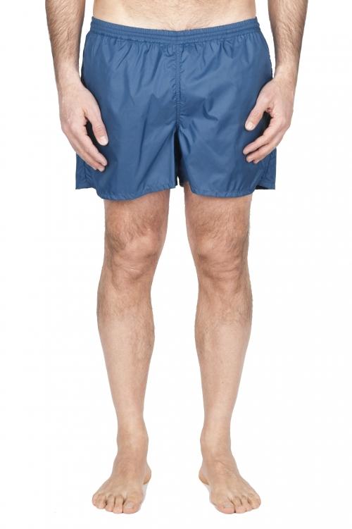 SBU 01754_2021SS Costume pantaloncino classico in nylon ultra leggero blu 01