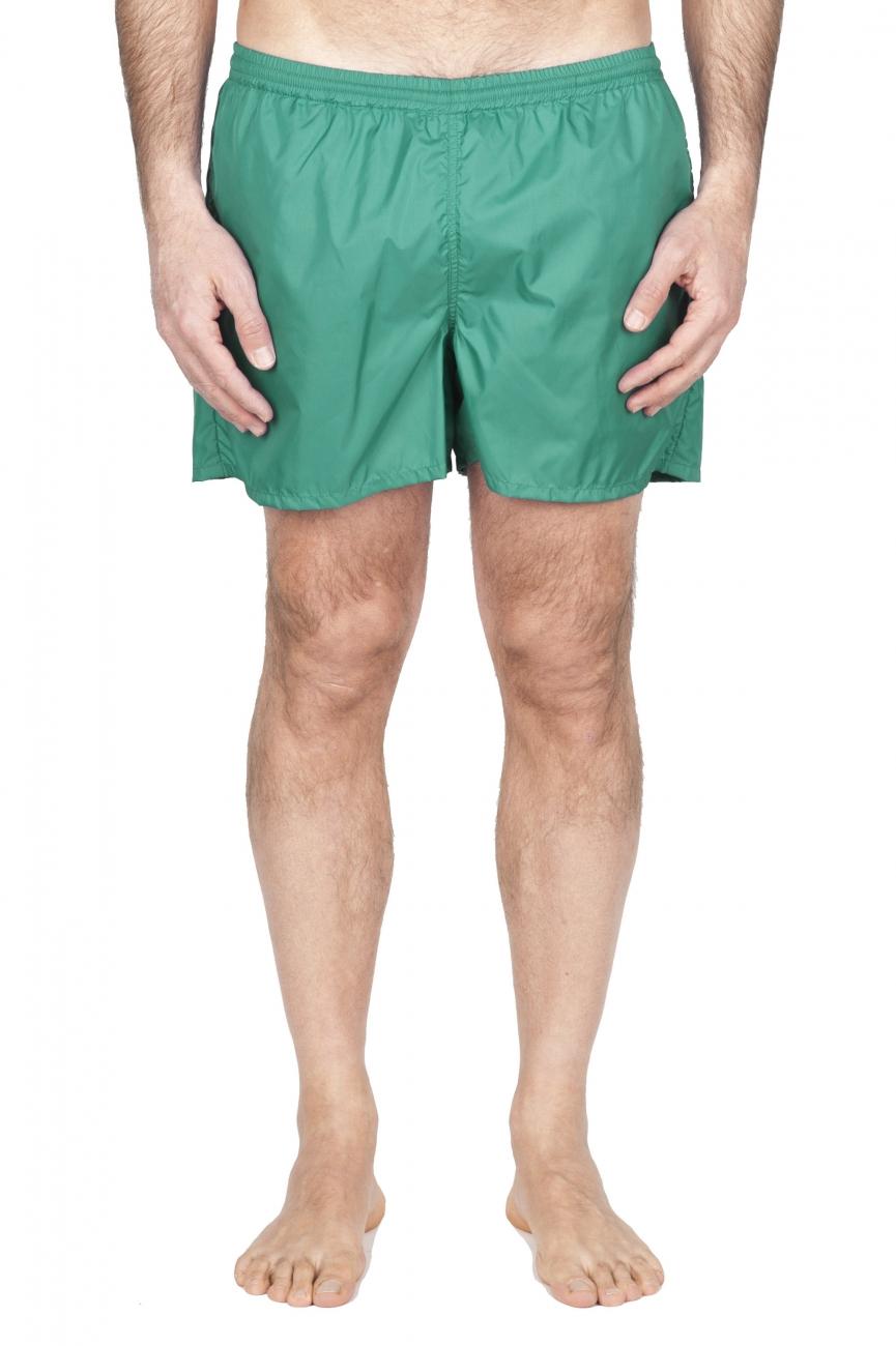SBU 01756_2021SS Tactical swimsuit trunks in light green ultra-lightweight nylon 01