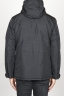 SBU 00900 Technical waterproof padded short parka jacket black 04