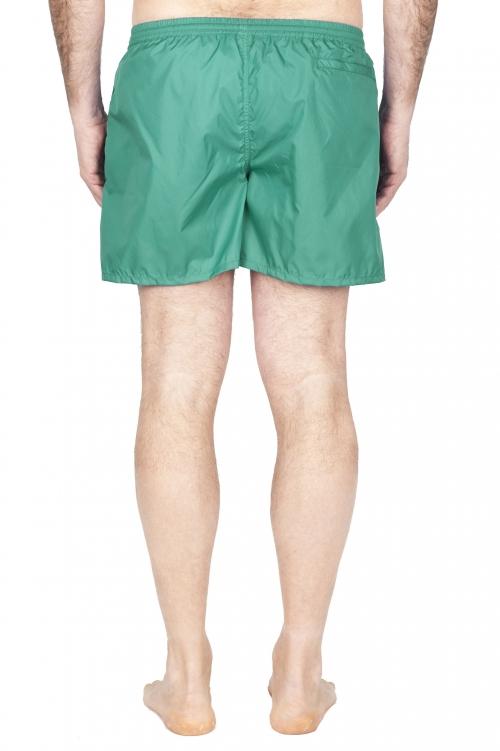SBU 01756_2021SS Costume pantaloncino classico in nylon ultra leggero verde chiaro 01