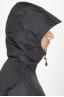 SBU 00900 Technical waterproof padded short parka jacket black 05
