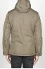 SBU 00901 技術的な防水パッディングショートパーカージャケット 04