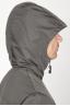 SBU 00902 Technical waterproof padded short parka jacket grey 05