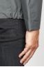 SBU 00905 Technical waterproof hooded windbreaker jacket grey 06