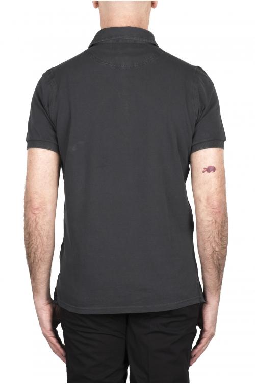 SBU 03283_2021SS 半袖リードグレーピケポロシャツ 01