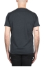 SBU 03308_2021SS Flamed cotton scoop neck t-shirt lead grey 05