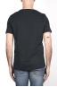 SBU 03330_2021SS Round neck patch pocket cotton t-shirt anthracite grey 05