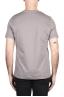 SBU 03333_2021SS Round neck patch pocket cotton t-shirt grey 05