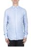 SBU 03355_2021SS Classic pale blue linen shirt 01