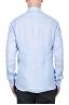 SBU 03355_2021SS Classic pale blue linen shirt 05