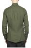 SBU 03358_2021SS Classic green linen shirt 05