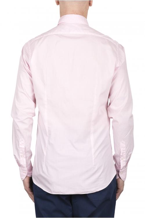 SBU 03375_2021SS ピンクの超軽量コットンシャツ 01