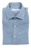 SBU 03378_2021SS Blue cotton twill shirt 06