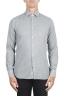 SBU 03380_2021SS Grey cotton twill shirt 01