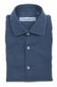 SBU 03381_2021SS Indigo cotton twill shirt 06