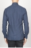 SBU 00930 クラシックなポイントカラーの綿のフランネルシャツ 04