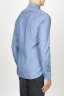 SBU 00937 Classic point collar light blue washed oxford shirt 03