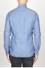 SBU 00937 Classic point collar light blue washed oxford shirt 04