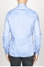 SBU 00939 Classic point collar blue oxford cotton shirt 04