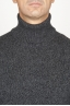 SBU 00952 Classic turtleneck sweater in grey cashmere 05