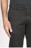 SBU 00966 Classic chino pants in black stretch cotton 06