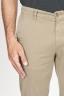 SBU 00970 Pantaloni chino classici in cotone stretch beige kahki 06