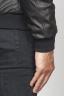 SBU 00450 Classic flight jacket in black lambskin leather 06